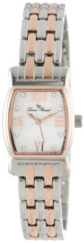 Lucien Piccard LP-12384-SR-02MOP - Reloj para mujeres color dorado