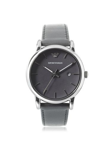 Reloj Emporio Armani Luigi Ar1730 Hombre Gris