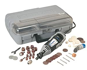 Dremel 3962-02 Multipro 1.15 Amp 5,000 to 35,000 RPM Variable Speed Rotary Tool Kit with 75 Accessories