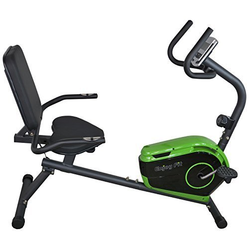Lettino EnjoyFit, Recumbent Bike Cyclette Ergometro modello F180