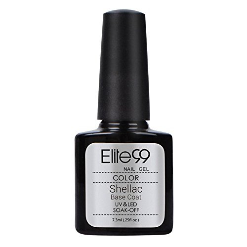 Elite99 Smalto UV LED Colore Gel Semipermanente 7.3ml Base Coat