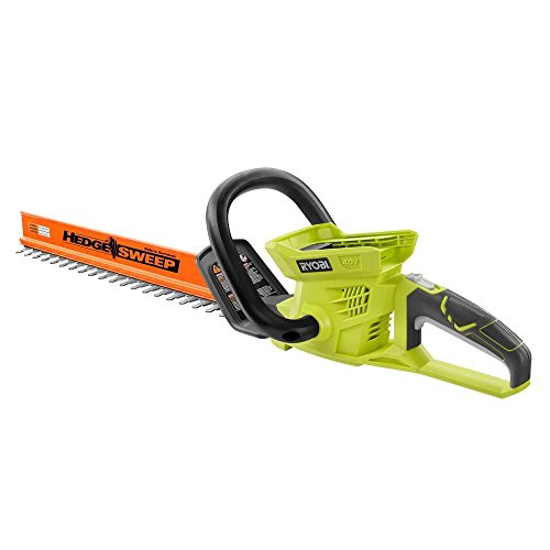 Ryobi 24in. 40-Volt Lith-ion Cordless Hedge Trimmer in Retail Package (Bare Tool) (Ryobi Gas Hedge Trimmer compare prices)