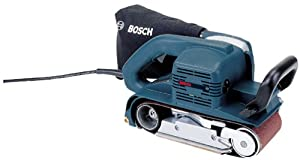 Bosch 1276D 12.5 Amp 4-Inch-by-24-Inch Belt Sander with Cloth Dust Bag
