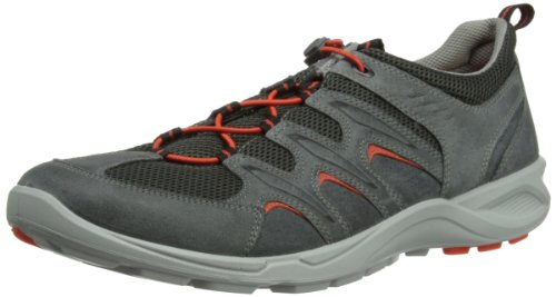 ECCO Mens Terracruise Leather Multisport Shoes 84105456586 Dark Shadow/Dark Shadow 9.5 UK, 44 EU