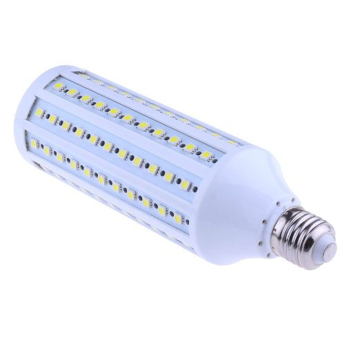 Lemonbest®360 Degree Lamping Energy Saving Indoor Light Cool White 132Leds 5050 Led Corn Light Led Bulbs (25W)