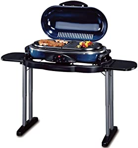 Coleman 9941-768 Road Trip Grill LX (Blue) by Coleman