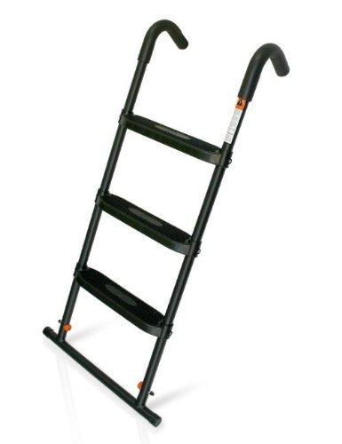Great Features Of JumpSport SureStep 3-Step Trampoline Ladder
