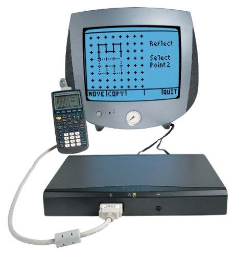 Texas Instruments TV Video Presenter for TI ViewScreen Teacher Calculators TIPRESENTERB00008PWW9