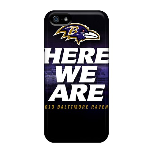 Series Skin Case Cover For Iphone 5/5S(Baltimore Ravens)