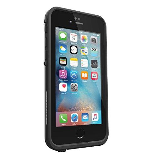【日本正規代理店品・iPhone本体保証付】LIFEPROOF 防水 防塵 耐衝撃ケース fre iPhone6/6s Black IP-68 MIL STD 810F-516 77-52563