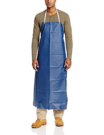 Ansell 56-601 Urethane CPP Supported Lightweight with Durable Nylon Backing Apron, (Pack of 12 Each)