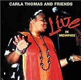 echange, troc Carla Thomas - Live In Memphis