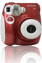 Polaroid PIC-300 - Appareil-photo avec film instantané ROUGE