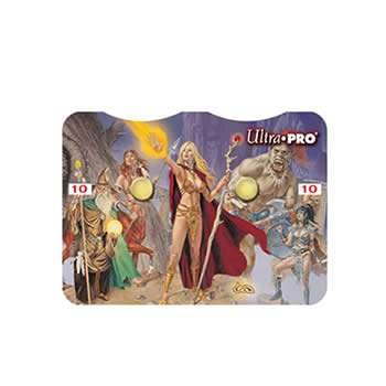 Ultra Pro Life Counter (Caldwell) (81809) - Sammelkartenzubehör