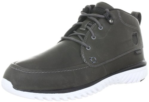 K-Swiss BLADE-LIGHT LAND CRUISER 02722-084-M, Sneaker uomo, Grigio (Grau (Carbon/Black/White)), 42