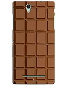 myPhoneMate Chocolate Bar case for Sony Xperia C3
