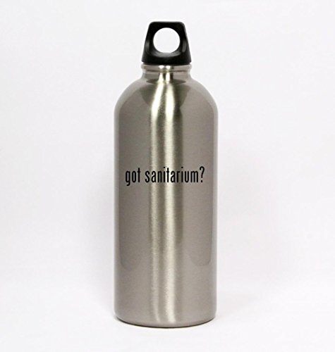 got-sanitarium-silver-water-bottle-small-mouth-20oz