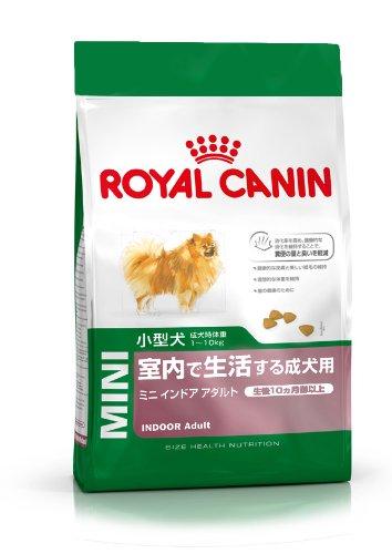 ロイヤルカナン SHN ミニ インドア アダルト 犬用 8kg