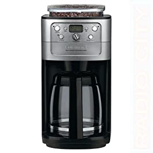 Cuisinart Fully Automatic Burr Grind & Brew 12-Cup Coffeemaker