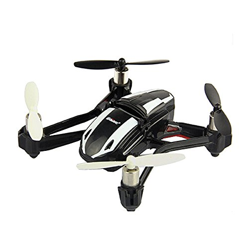 Webetop U941 2.4GHz 4 Combination Pattern 6-Axis Gyro Remote Control Quadrocopter Drone with HD Video Camera Black