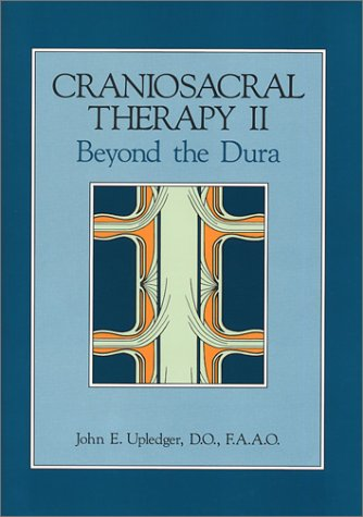 Craniosacral Therapy II Beyond the Dura093961619X : image
