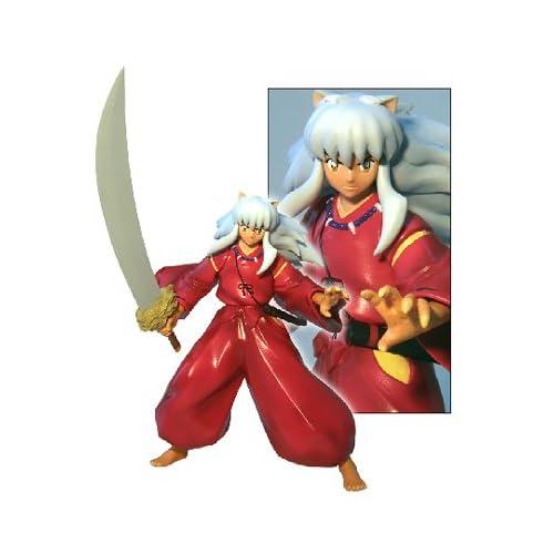 """Amazon.com: Inuyasha Action Figure Toynami with Tetsusaiga 6"""""""