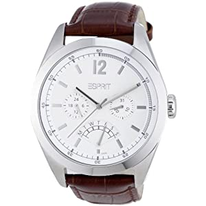 Esprit Herrenuhr Avalance Quarz Analog Es102831001