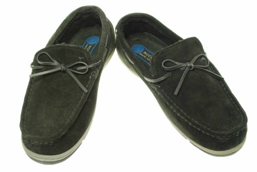 Cheap Rockport Kinetic Air Circulator Slippers (B005IZ9R9W)