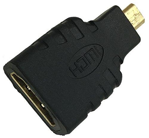 yuanj-adattatore-da-micro-hdmi-a-hdmi-per-tablet-tesco-hudl-tablet-tesco-hudl-2-a-tv-lcd-hdtv