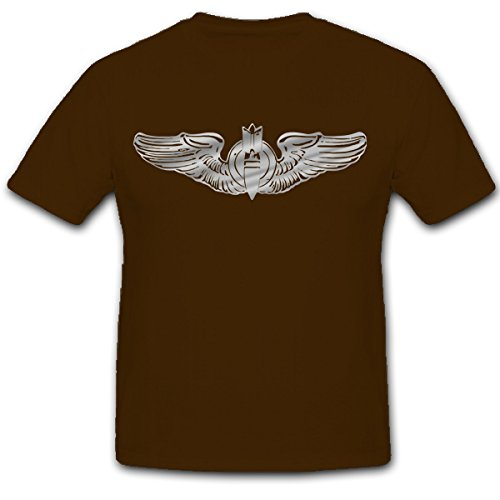 us-military-bombardier-badge-1918-1947-air-force-estados-unidos-emblema-escudo-nadadores-camiseta-11