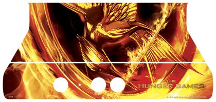 Skinit The Hunger Games Mockingjay Vinyl Skin for Kinect for Xbox360
