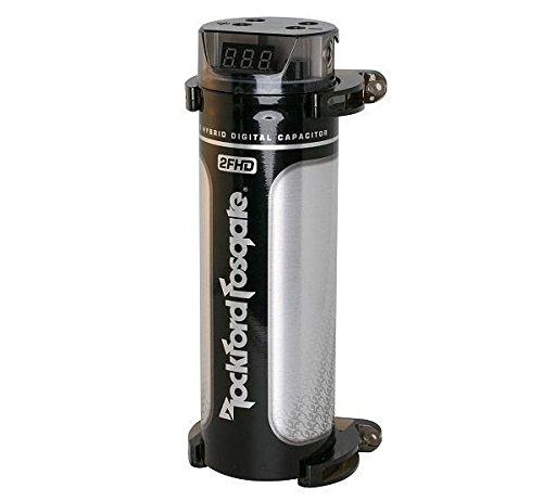Rockford Fosgate ibrida condensatori RFC2D