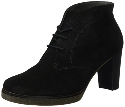 Gabor Shoes Basic, Stivaletti Donna, Nero (Schwarz 17), 39 EU