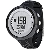 Suunto M5 Heart Rate Monitor Without Belt - Women S Black / Silver One Size
