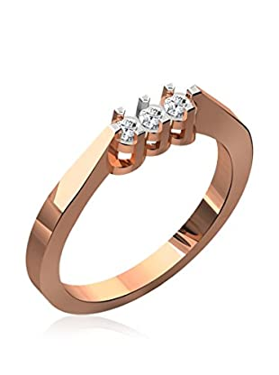 Friendly Diamonds Anillo FDR8255R (Oro Rosa)