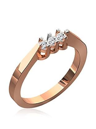 Friendly Diamonds Anillo FDR8255R (Oro Rosa)