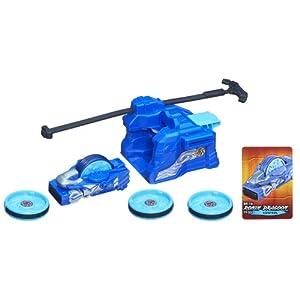 Amazon.com: Beyblade BeyRaiderz Starter Pack Ronin Dragoon: Toys