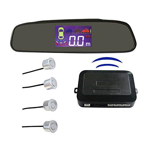 Sniper Parking Sensors Kit 4 Sensors with Display