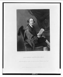 Historic Print (M): Sir Joshua Reynolds, P.R.A. / Sir Joshua Reynolds ; G.H. Every.
