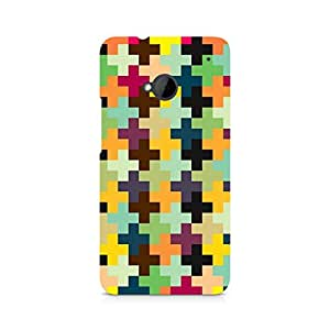 Mobicture Plus Premium Printed Case For HTC One M7