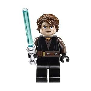LEGO Star Wars Anakin Skywalker Dark Brown Belt Clone Wars (7957)