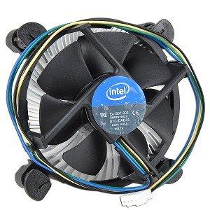 Intel E41997-002 Socket 1155/1156 Aluminum Heat Sink & 3.5