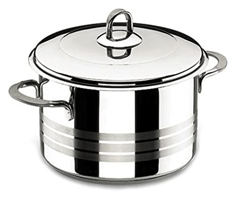 STOCK POT 16 CMS. LUXE: Amazon.ca: Kitchen & Dining