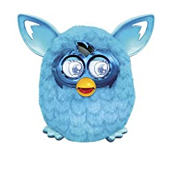 [Best price] Stuffed Animals & Plush - Furby Boom Plush Toy (Teal Pattern Edition) - toys-games