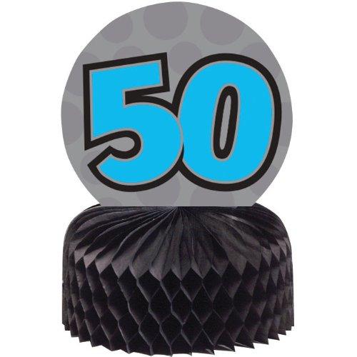 50 Mini Honeycomb Centerpieces (3ct)