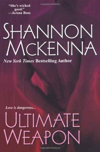 Image of Ultimate Weapon (The McCloud Brothers, Book 6)
