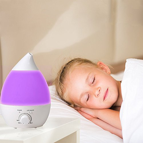 bengoo ultrasonic humidifiers aroma oil diffuser for home bedroom