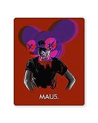 PosterGuy Dead Mau5 (Mouse) EDM Fan Art Mouse Pad