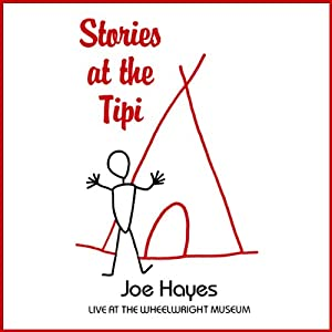 Stories at the Tipi Audiobook