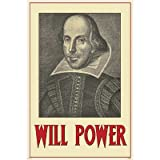 Pyramid Will Power William Shakespeare Poster Print